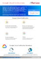 Google Certification Paths